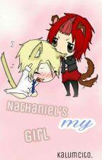Nathaniel's my girl || Castiel x Nathaniel by kalumcito