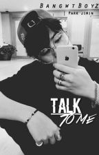 talk to me ❃ pjm  by bangwtboyz
