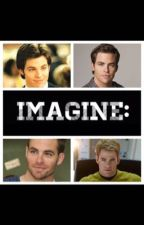 Chris Pine Imagines by Aidanturnerimagines