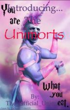 Introducing the Unimorts by The_Official_Unimort
