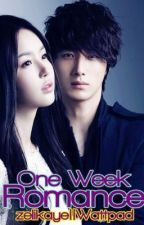 One Week Romance (Compilation) by zelikaye