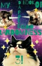 My Book Of Randomness 3! by -Dapplecloud-