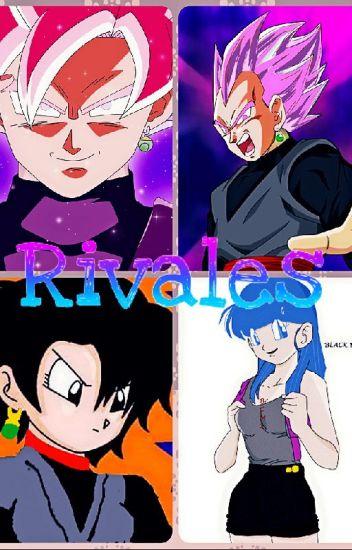 Rivales  ||Goku Black y tu ||