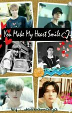 YOU MAKE MY HEART SMILE (Book 1/2 - Yugyeom/Ten/GOT7/NCT) by deebamanja