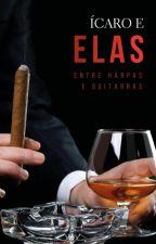 ÍCARO E ELAS ENTRE HARPAS E GUITARRAS by JGCARVALHO1