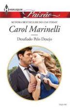 Desafiado pelo Destino - Carol Marinelli by lulessa