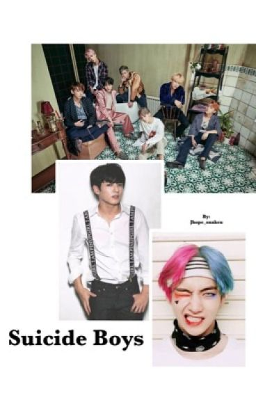 Scuicide Boys||BTS|| (Slow updates)