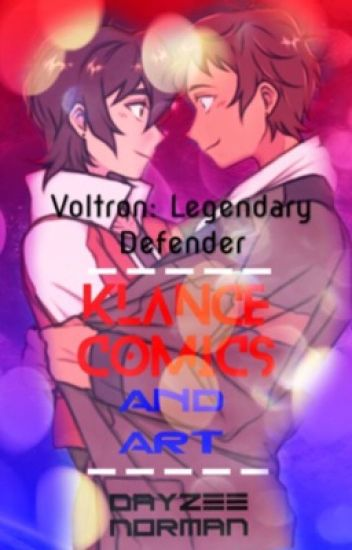 Klance Comics and Art