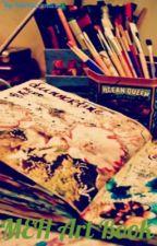 MEH Art Book  by laurenceandcats