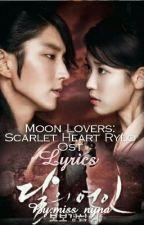 Moon Lovers : Scarlet Heart Ryeo OST Lyrics by miss_nyna