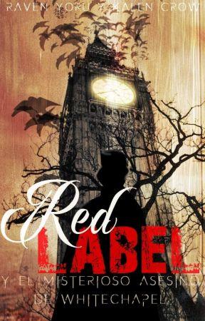 Red label by Sociedad_RavenCrow