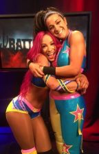 My Horsewoman: A Bayley and Sasha Banks Love Story by ZackN1992