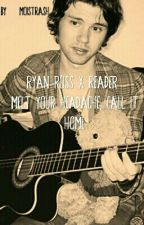 (Ryan Ross x Reader) Melt Your Headaches, Call It Home by moistrash
