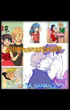 ¿¡Hermanastros!?((Miraculous Ladybug)) by Panditaa_kawaii003
