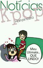 Notícias Kpop 1  by Harrysincera