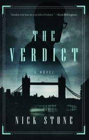 The Verdict by Nick Stone by bdilkorhilkor