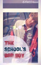 The School's Bad Boy || #Wattys2017 by marktaeee