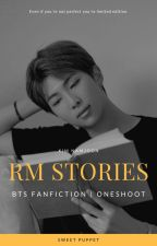 Rap Monster Stories by RunnerKookie