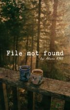 File not found -Sterek- by AkaneAMR