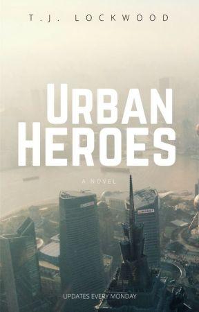 Urban Heroes by TJ_Lockwood