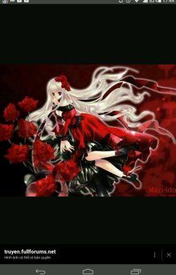 Vị Nữ Hoàng Của Đế Quốc Vampire