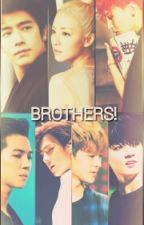 BROTHERS!!! by MrsKJY