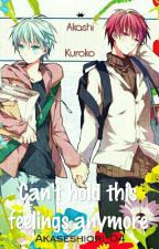 Can't hold this feelings anymore.. (akakuro fanfic) by HilariousKID