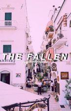 the fallen » damon salvatore by ForbiddenDreamer