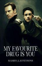 My favourite drug is you   Cherik AU   by Rameo_Laufeyson8