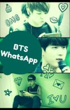 Bts Whatsapp by Si_nemmm