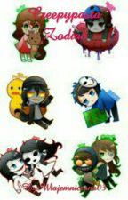 Creepypasta Zodiac by _Im_a_little_psycho_