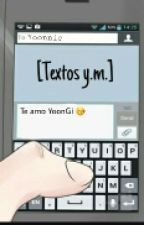 Textos y.m. by hxkyxxn