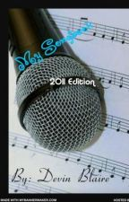 My Songbook - 2011 Edition by meisadreamer