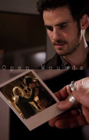 Open Wounds | Captain Swan  by _Captainswaner_