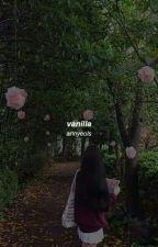 vanilla. by annyeols