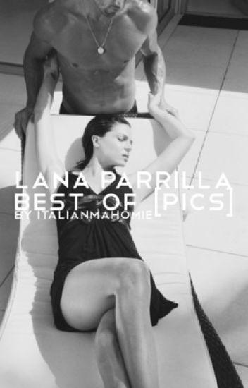 Lana Parrilla - best of [pics]