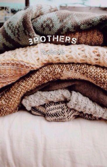 Brothers* [BTS] || VKOOK