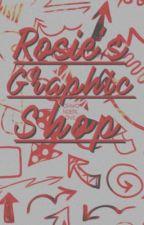 Rosie's graphic shop (open) by fangirlrosie