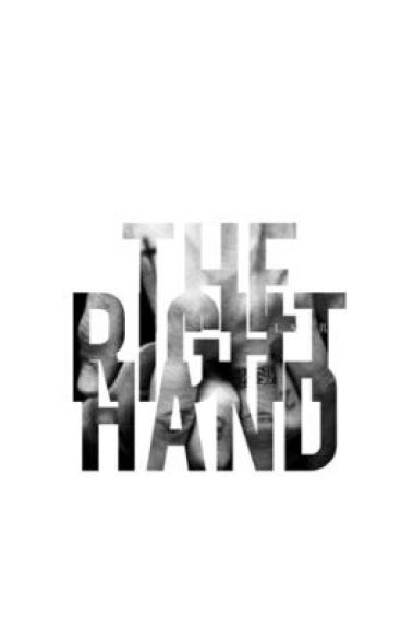 The Right Hand    Larry Stylinson AU