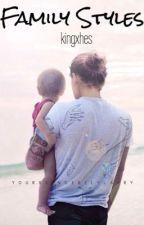 Family Styles   H.S AU by iwritesmutlol