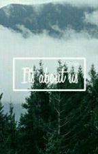 it's about us | destiel by stupen-dous