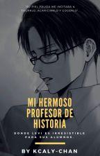 Mi hermoso profesor de Historia [Ereri] (Pausada) by Caly-chan