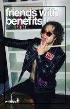 friends with benefits » lrh by drfluke__