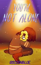 You're not alone. [Floweyfell x Reader] One-shot. by RocioNBlue