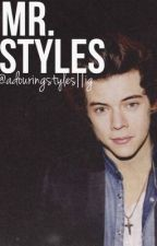 Mr. Styles by haroldslittlecupcake