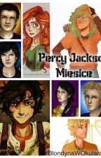 Percy Jackson Miesiące by BlondynaWOkularach