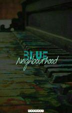 Blue Neighbourhood  by himxlaya