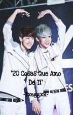 """20 Cosas Que Amo De Ti"" ~MarkBam~ Mini-Oneshot by AleDeTaeTae"