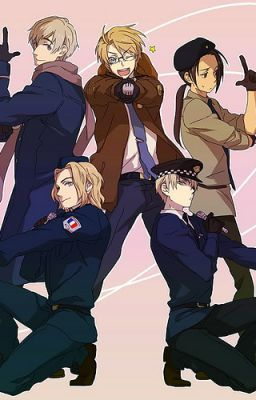 Chat to the Countries of Hetalia?!