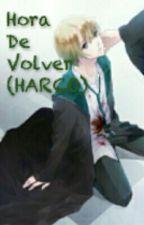 HORA DE VOLVER ( HARCO )  by Rurihatakasuo